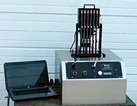 Model TR 2200 Temperature Retraction Testers