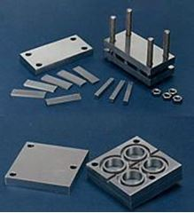 ASTM D-395 Test Molds and Fixture