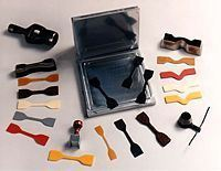 Picture for category Molds for Physical Testing Samples to ASTM D-3182